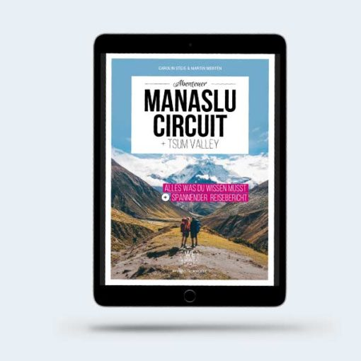 Manaslu Circuit Reiseführer ebook
