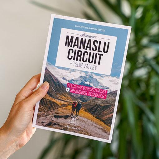 Manaslu Circuit Reiseführer Taschenbuch